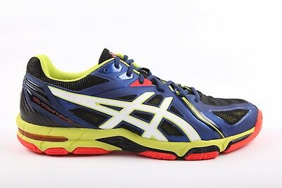 Asics Gel Volley Elite 3 Scarpe da pallavolo uomo Blue Jewel S8e