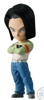 Dragon Ball Super Android 17 Candy Toy Adverge Vol. 6 Bandai New Nueva