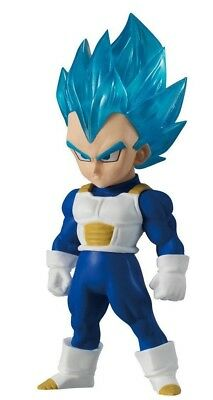 Dragon Ball Super Vegeta Ssgss Candy Toy Adverge Vol. 6 Bandai New Nueva