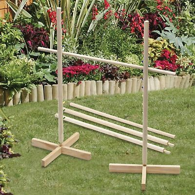 New Wooden Limbo Game Giant Garden Games Outdoor Summer Beach Play