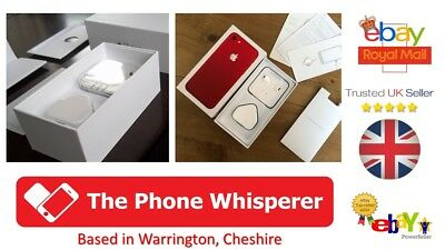 NEW Apple iPhone Empty Boxes - MODELS Iphone 5C 6 6S 7 8 X Plus - ALL GB!!!!