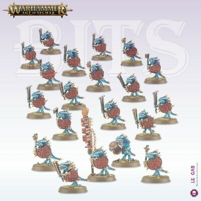 Bits Seraphon Saurus Warriors Lizardmen Warhammer Aos Battle
