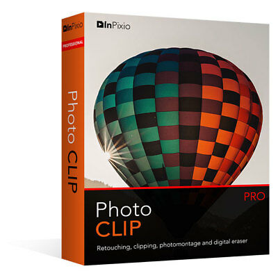InPixio Photo Clip 8 Professional | Photo Image Editor | Full Version | Download