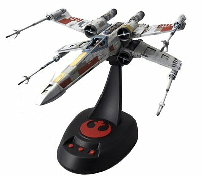 *NEW* Star Wars: X-Wing Starfighter Moving Edition 1/48 Scale Plastic Model Kit