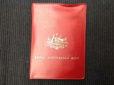 1983 Australia Uncirculated/Mint Set Nice Coins Red Case