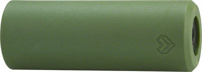 """Eclat Venom 4"""" Peg 14mm With Adaptor for 3/8"""" Axles Army Green"""