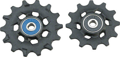 12T/&14T Ceramic Derailleur Pulley//Jockey Fit With SRAM XX1,X0,X1,GX,NX,X9,XX,X01