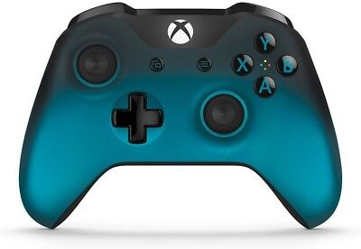 Microsoft Xbox One S Wireless Controller - Ocean Shadow Special Edition
