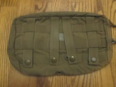 USMC Filbe Pack Pouch NSN 8465-01-600-7837 Coyote Brown! Used But Cool!