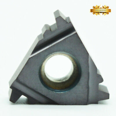 30* 16IR 10ACME SMX35 Carbide Insert For Threading Turning Tool Boring BAR CNC