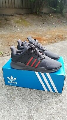 half off 93c89 af017 Adidas Originals Mens EQT SUPPORT ADV Size 6 NEW AUTHENTIC Utility Black  BB6777