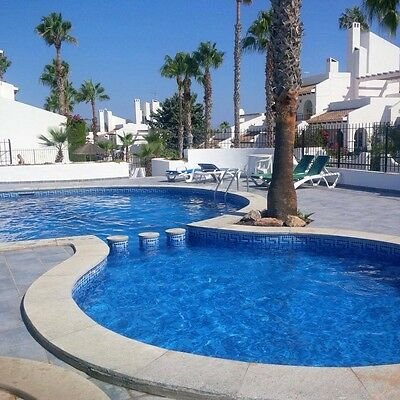 Spanish Villa For Rent, Villamartin, Costa Blanca Spain