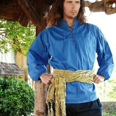 Pirate Medieval Sash with Fringe Ideal for Stage and Costume or Re-enactment