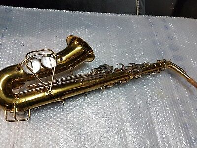 70's BUESCHER ALT / ALTO SAX / SAXOPHONE - made in USA
