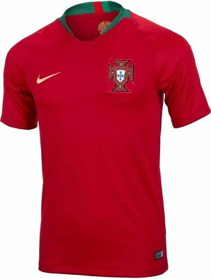 2018 PORTUGAL FIFA World Cup Home Jersey