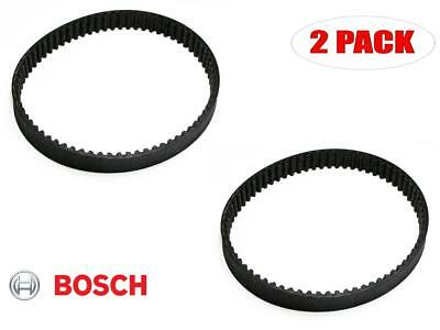 Bosch 2 Pack Of Genuine OEM Replacement Belts # 2609170038-2PK