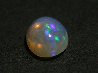 3.17ct Welo Crystal Opal Cabochon - Neon Flash AAA Jelly Opal - See Video