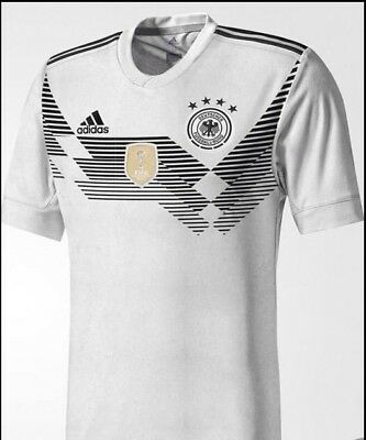 2018 GERMANY FIFA World Cup Home Jersey