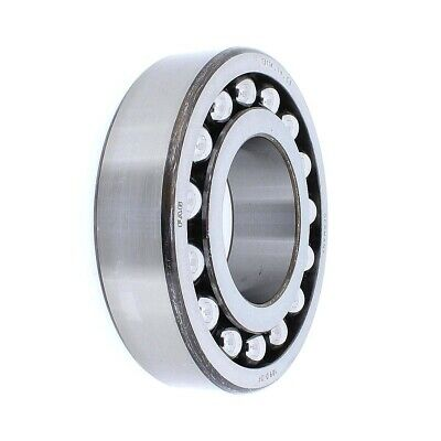 10x 2206-2RS Self Aligning Ball Bearing 30mm x 62mm x 16mm NEW Rubber