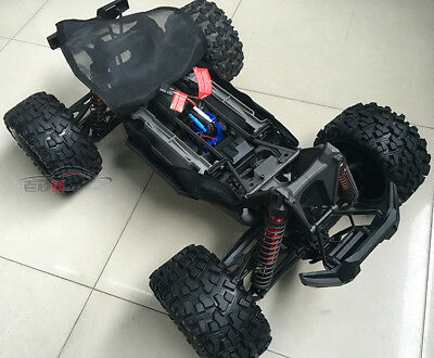 1/5 TRAXXAS X-MAXX XMAXX 8S Waterproof Cover Dust Cover Outerware Motor Protect