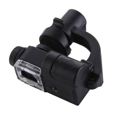 90X Optical Zoom Camera Telescope Clip Microscope Lens For Cell Phone Universal