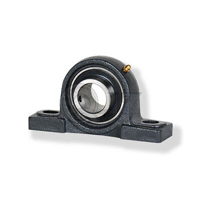 1.25 in Pillow Blocks Cast Iron UCAK206-20 Mounted Bearing UC206-20+AK206 QTY:1
