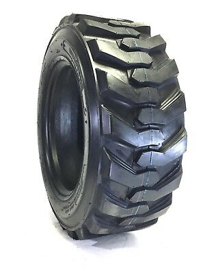 10-16.5 10PLY DEESTONE D304 R4 SKID STEER TIRE For all Makes 10x16.5