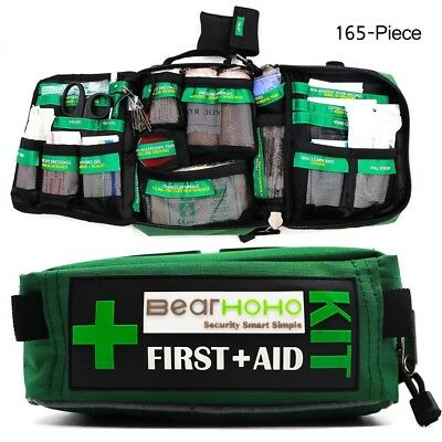 Handy Emergency Kit First Aid Medical Bag Outdoor Hiking Survival Organizer Tool