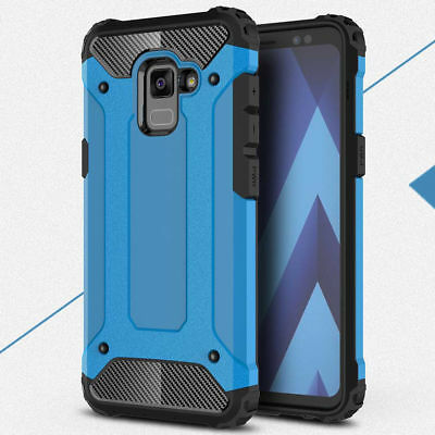 Shockproof Hybrid Dual Protection Case Cover For Samsung Galaxy S8+ S9 S9+Plus