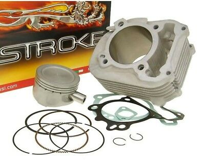Vespa ET4 125 Malossi Racing 187cc Cylinder Kit from 2000