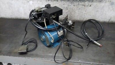 Hydraulic power pack.  240vac. Press. Guillotine?.  Pump and tank unit.