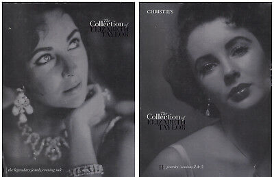 Christie's The Collection of Elizabeth Taylor JEWELRY VOL. I AND II  Dec 2011