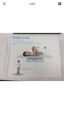 BABY SCALE KN-B1H 10g max w/ double scale tray