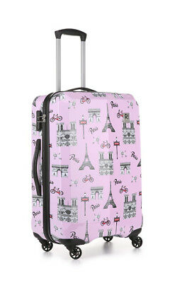 87f227477 REVELATION MALUKU MEDIUM Suitcase Pink - £60.00 | PicClick UK