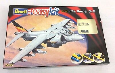 Revell Easykit bae harrier gr.9 - model kit - 06645