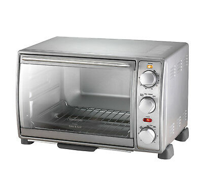 Sunbeam BT5350 19L Pizza Bake & Grill Bench Top Compact Mini Oven