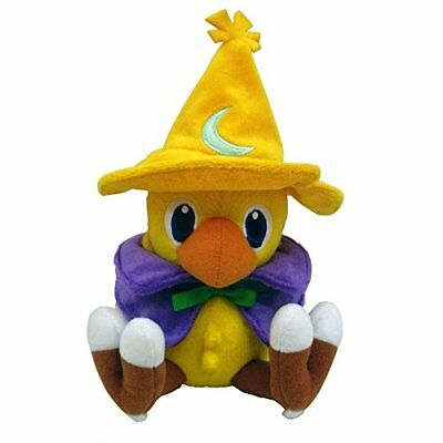 FINAL FANTASY-Chocobo's mysterious Dungeon plush black Mage