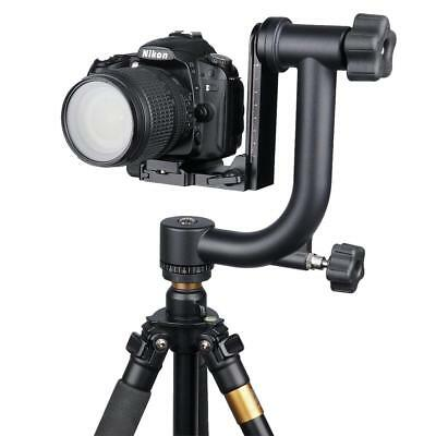 YELANGU A17 360°Panoramic Gimbal Tripod Ball Head For DSLR Camera Telephoto Lens