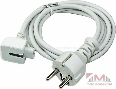  Rallonge Eu Plug Apple Macbook Pro Air Magsafe 1 2 Chargeur Secteur Cable