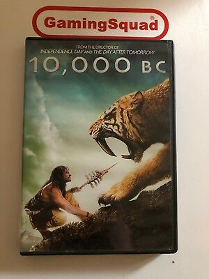 10000 BC DVD, Supplied by Gaming Squad Ltd
