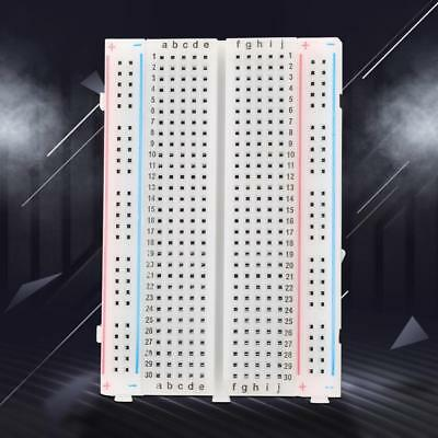 3pcs 400 Points Holes Solderless Prototype Breadboard ABS Circuit Board