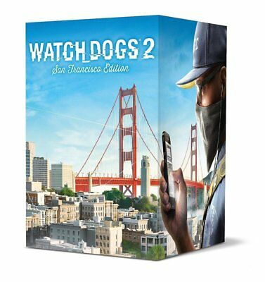 Watch Dogs 2 San Francisco (Figurine Incluse) PS4 - Neuf / New !