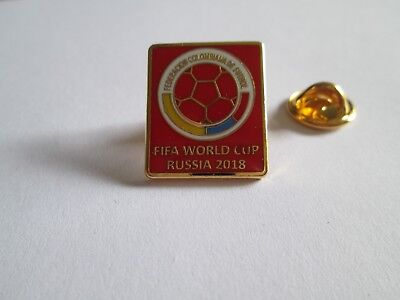 s1 COLOMBIA federation nazionale spilla football calcio‎ soccer pins badge