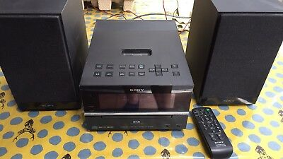 SONY CMT-BX70DBi Micro Hi-Fi Component System / Boxed, Excellent Condition