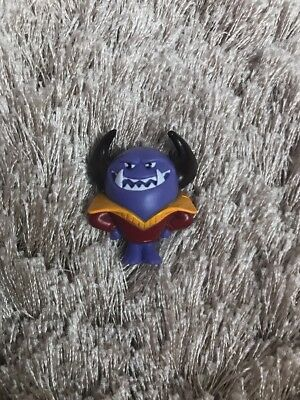 Mini Figure Disney Pixar Monsters University Collectors Rare Johnny Worthington