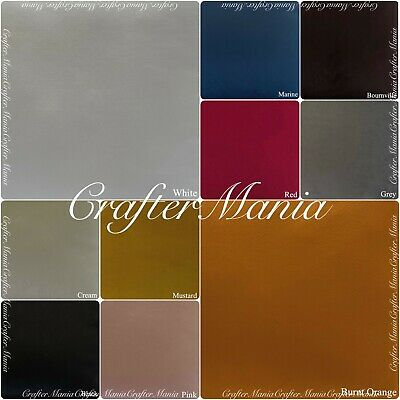 Supreme Quality Soft Plush Velvet Upholstery Curtains Cushions Fabric 13 Colours