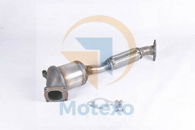 321893 Ford Transit Connect 1.8TD Exhaust Repair Flex Flexi For Catalytic Pipe