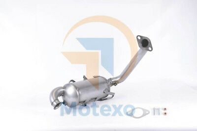 EXHAUST DPF DIESEL PARTICULATE FILTER 6//03-3//08 FORD FOCUS C-MAX 1.6TDCi