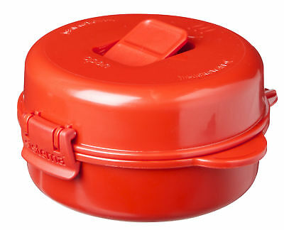 Sistema Red Microwave Easy Eggs Egg Omelette Maker 18001117 Wide Selection; Egg Poachers