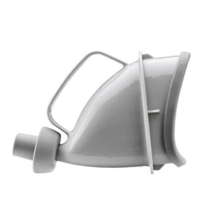 Unisex With Handle Mobile Toilet Urinal Funnel Portable Urine Bottle